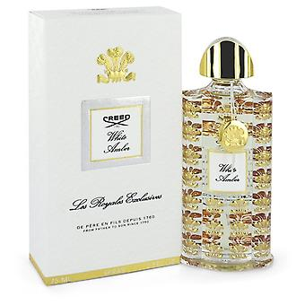 White Amber by Creed Eau De Parfum Spray 2.5 oz / 75 ml (Women)