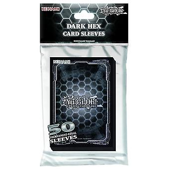 Yu-Gi-Oh! - Dark Hex Holographic - Standard Size 63x90 (50 Pack)