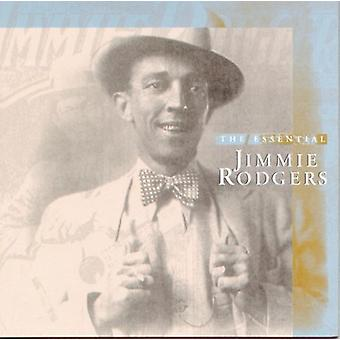 Jimmie Rodgers - Essential [CD] USA import