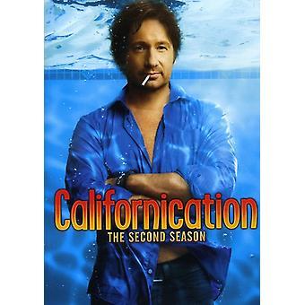 Californication: Season 2 [DVD] USA import