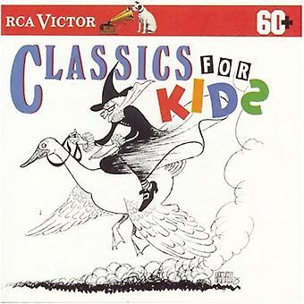Importer des classiques pour les enfants [CD] USA classiques pour enfants-