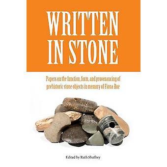 Written in Stone by Ruth Shaffrey