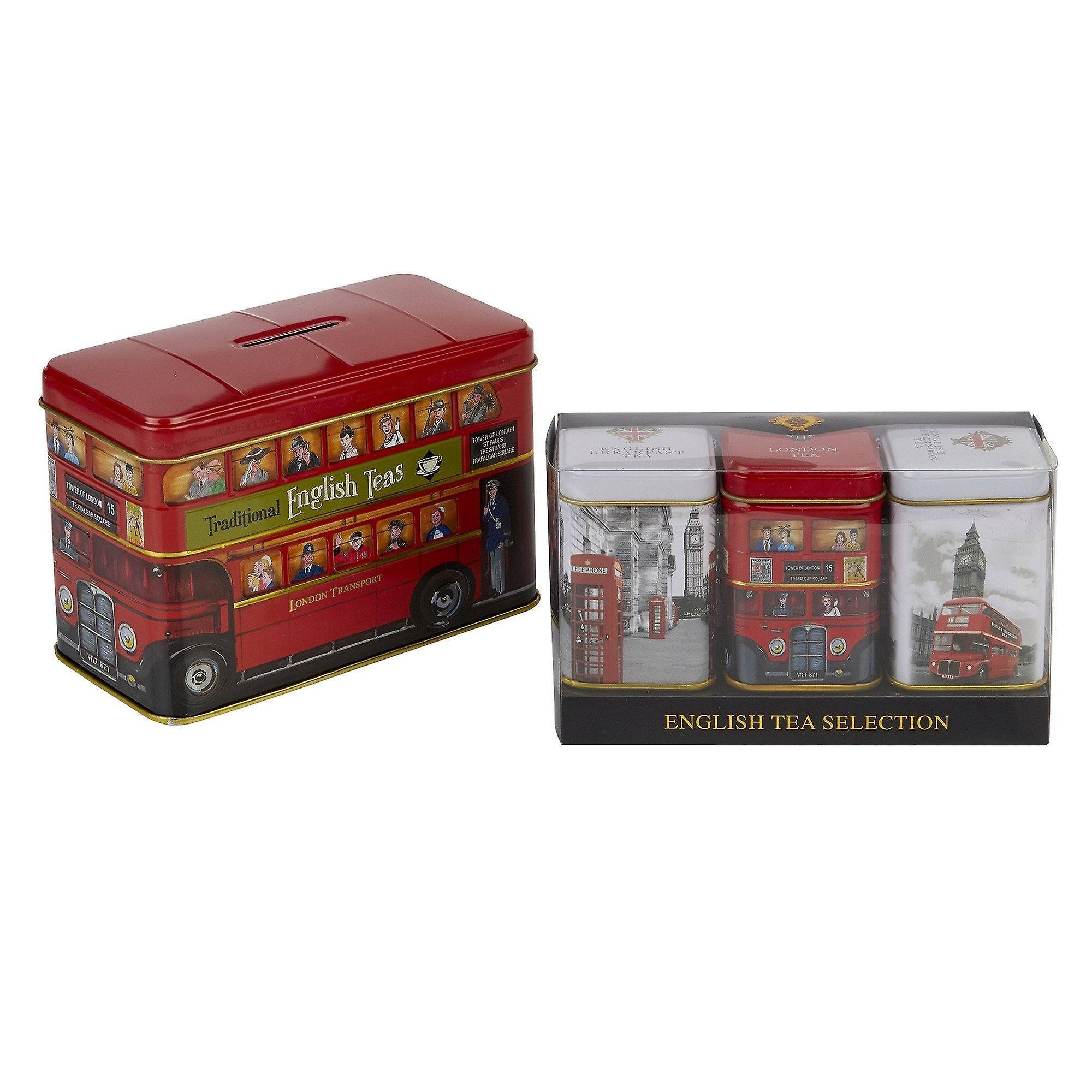 British icons tea selection