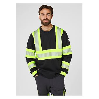 Helly hansen icu hi vis sweater 79272