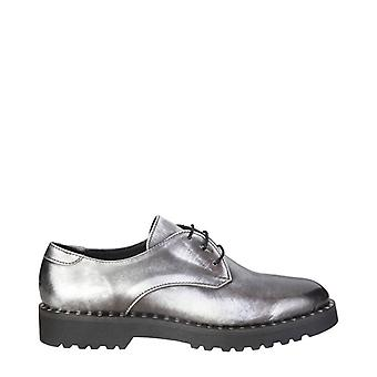 Ana lublin - christel women's lace up, grey