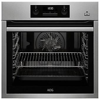 Pyrolytic Oven Aeg BPS351120M 71 L 3000W A+ Stainless steel