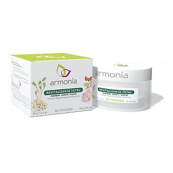 Armonía Crema Revitalizante Total 50 ml