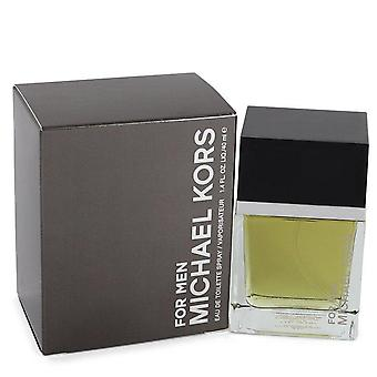 Michael kors eau de toilette spray by michael kors 418574 41 ml