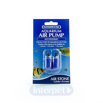 Interpet Aqua Air Stones (Pack Of 2)