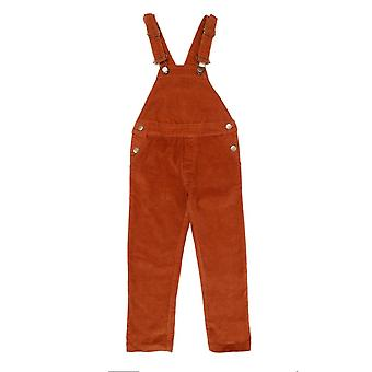 Lily Balou Overalls Otto Biscuit Brown