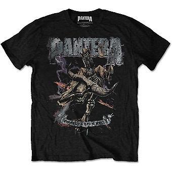 Pantera Cowboys aus der Hölle Dimebag Darrell offizielle T-Shirt