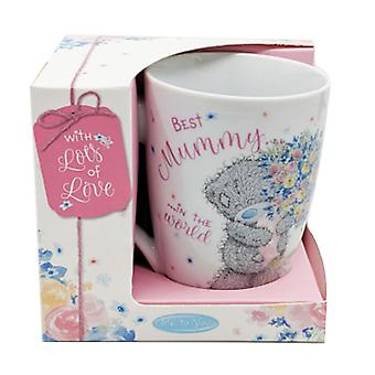 Me to You Mothers Day Boxed Best Mummy Mug