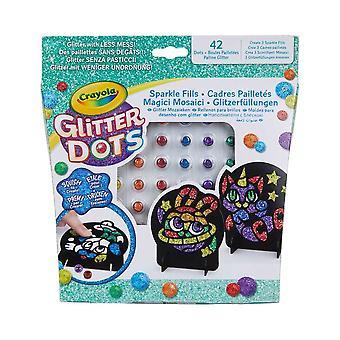 Crayola Glitter Dots Sparkle Fills