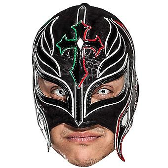 Rey Mysterio WWE Wrestler Official Single 2D Card Party Fancy Dress Mask