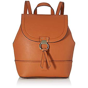 s.Oliver s.Oliver39.909.94.2877 Woman Backpack BagBrown (Brown) 14 5 Cmx 31 5 Cmx 36 Centimeters (B x H x T)