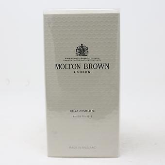 Rosa Absolute by Molton Brown Eau De Toilette 3.4oz/100ml Spray New With Box