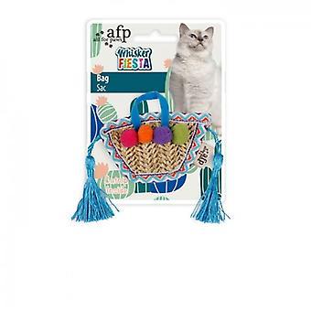 AFP Bolso ウィスカ フィエスタ (猫、おもちゃ、運動)