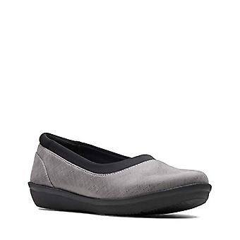 CLARKS Women's Ayla Pure (7 M US, Grey)