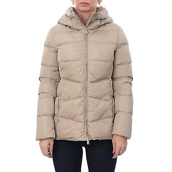 Voeg Waw003s7263 Women's Beige Nylon Down Jacket toe