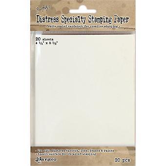 מצוקה טים הולץ המומחיות נייר הטבעת 20/pkg-4.25