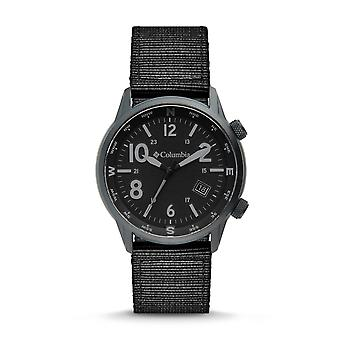 Columbia CSC01-004 Mens Outbacker Black Strap Wristwatch