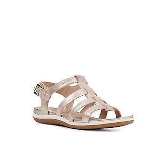 Geox donna/Womens Vega sabbia sandali aperti
