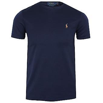 Ralph lauren men's navy t-shirt