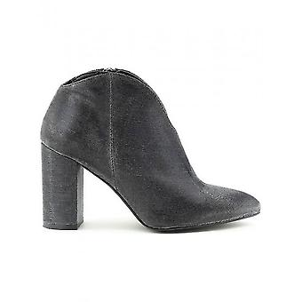 Made in Italia - Shoes - Ankle boots - VIVIANA_NERO_ARGENTO - Women - black,silver - 36