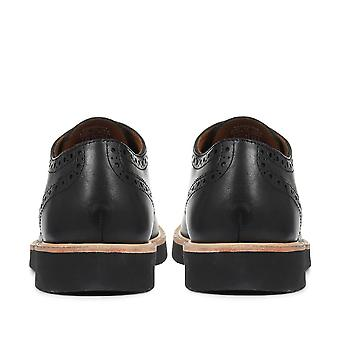 Jones Bootmaker Mens Casual Leather Derby Brogue