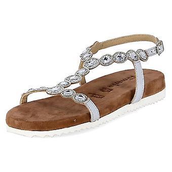 Tamaris 112824124919 universelle sommer kvinner sko