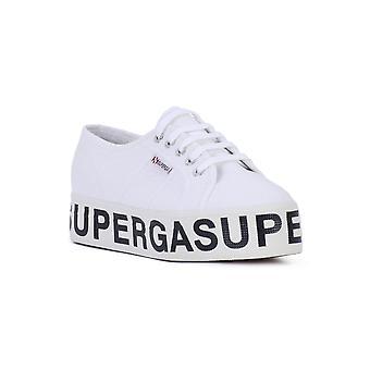 Superga Outsole Letters 2790COTW901 universeel het hele jaar vrouwen schoenen