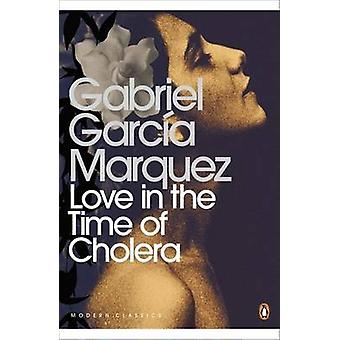 Love in the Time of Cholera by Gabriel Garcia Marquez - 9780141189208