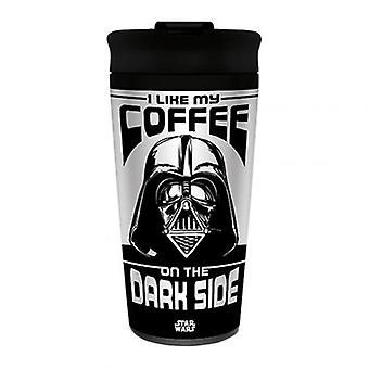 Star Wars Metall ReiseBecher Darkside
