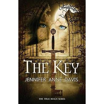 The Key by Jennifer Anne Davis - 9781940534213 Book