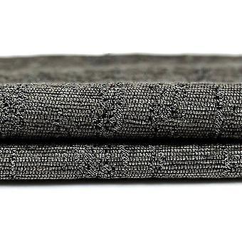 McAlister têxteis texturizado chenille carvão cinza cortinas