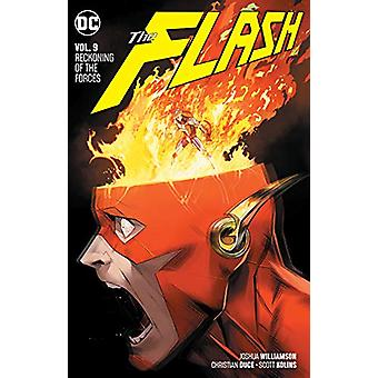 The Flash Volume 9 - Reckoning of the Forces by Joshua Williamson - 97
