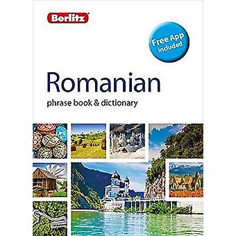 Berlitz Phrase Book & Dictionary Romanian(Bilingual dictionary) b