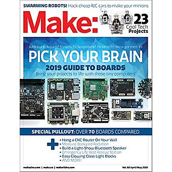 Make - Volume 68 by Mike Senese - 9781680455748 Book