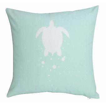 Franklin Cushion Glacier Blue