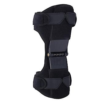 Breathable knee joint brace protection booster for mountaineering squat