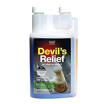 Liquido di sollievo dei Diavoli NAF