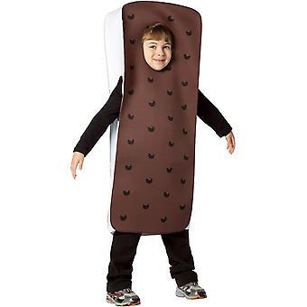 Ice Cream Sandwich barn kostym