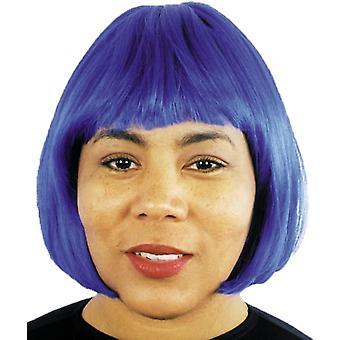 Cindy peruukki Blue naisille