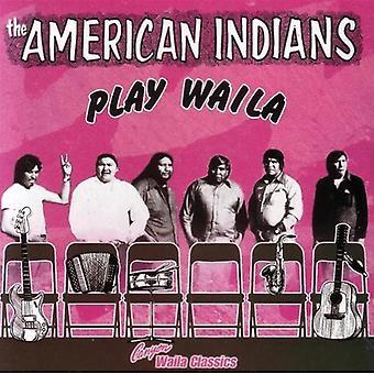 American Indians - Play Waila [CD] USA import