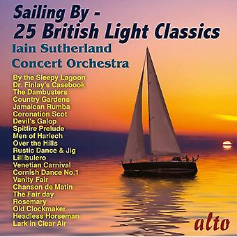 Sailing By- 25 British Light Classics [CD] USA import