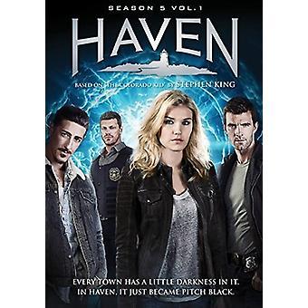 Haven: Season 5 - Volume 1 [DVD] USA import