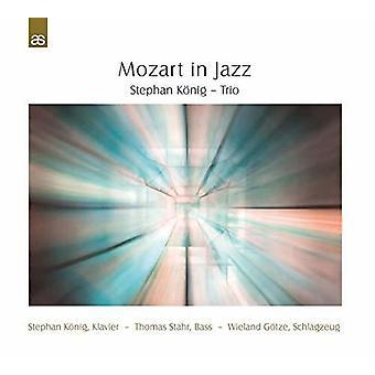 Stephan Konig Trio - Mozart in Jazz [CD] USA import