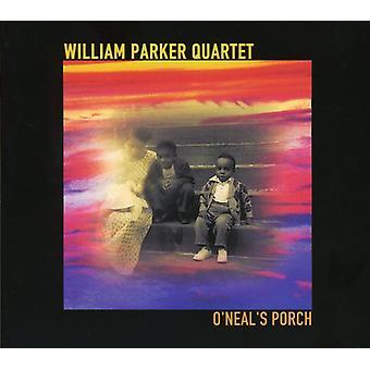 William Parker Quartet - O'Neal Porch [CD] USA import