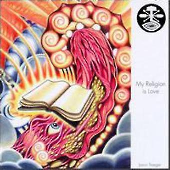 Min religion är kärlek [CD] USA import