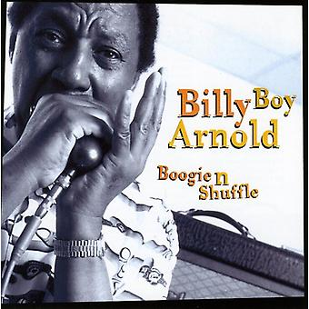 Billy Boy Arnold - Boogie N Shuffle [CD] USA import